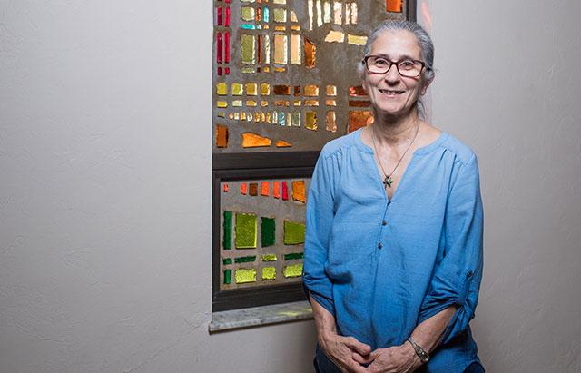Photo show FGCU professor Maria Roca