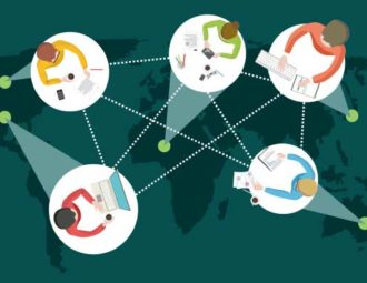 Sharing ideas for remote teaching extends across globe