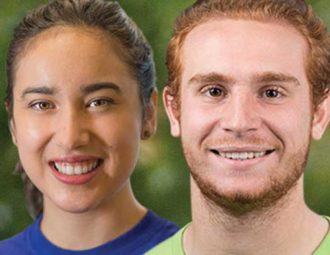 Undergrad researchers become FGCU's first Goldwater Scholars