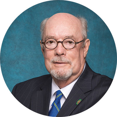 FGCU President, Michael V. Martin