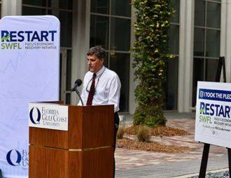FGCU pledges to help RESTART SWFL, restore consumer confidence