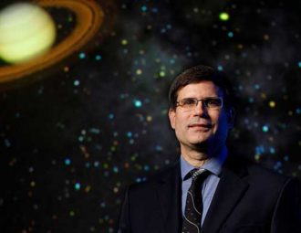 Star professor lands funding to lead NASA design study