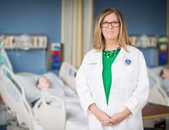 FGCU nursing prof joins front lines fighting COVID-19