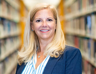 The Wilson G. Bradshaw Library welcomes new dean