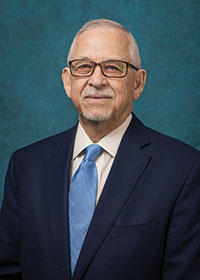 Photo of Jim Llorens, FGCU Provost