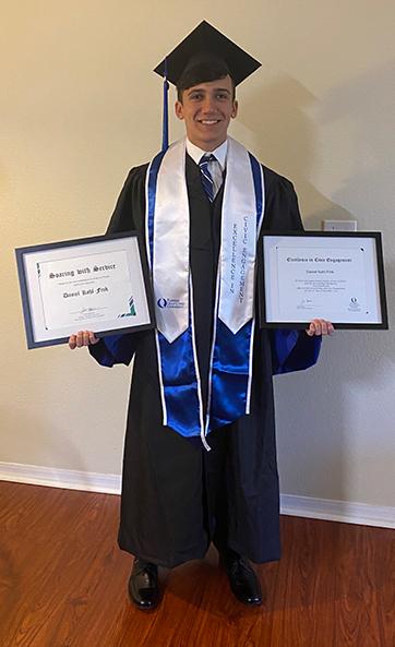 photo shows FGCU graduate