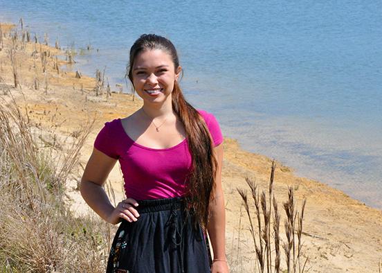 Grad student navigating water flows and algae woes