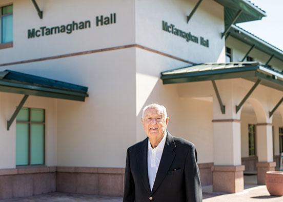 Dr. McTarnaghan