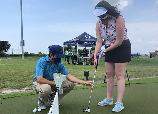 Research gives those on autism spectrum a shot at learning golf