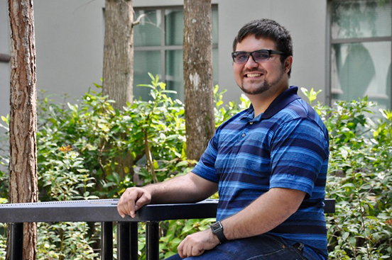 STEM grad finds the right formula: chemistry plus teaching