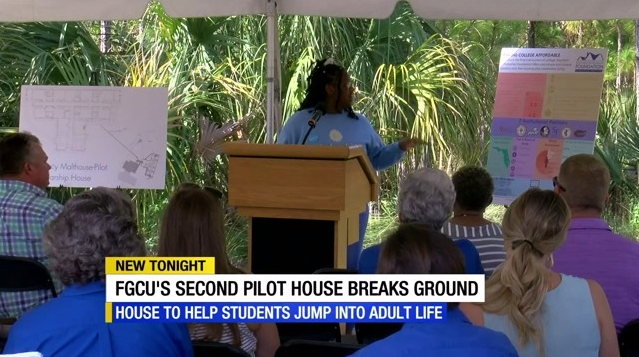 FGCU to offer a second pilot house for student housing