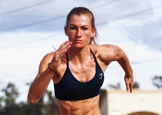 Student's quick rise to top CrossFit athlete inspires others